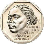 500 Francs CFA (Essai) – obverse