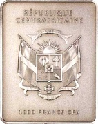 1000 Francs CFA (Al Capone) – obverse