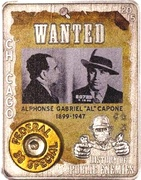 1000 Francs CFA (Al Capone) – reverse