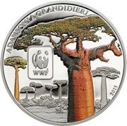 100 Francs CFA (Baobab) – reverse