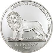 10 Francs (Caspar) – obverse