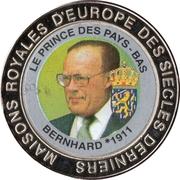 5 Francs (The Netherlands - Prince Bernhard) – reverse