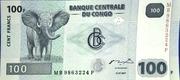 100 Francs -  obverse