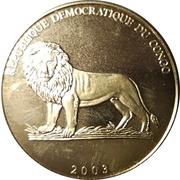 5 Francs (European Football Championship 2014) – obverse