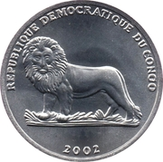 25 Centimes (Weasel) – obverse