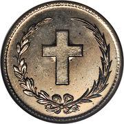 2½ Centavos – obverse
