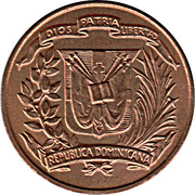 1 Centavo -  obverse