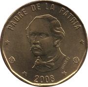 1 Peso (magnetic) -  obverse
