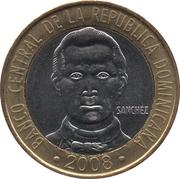 5 Pesos (magnetic) -  obverse