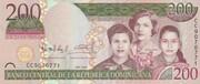 200 Pesos Oro -  obverse