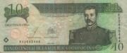 10 Pesos Oro -  obverse