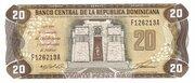 20 Pesos Oro -  obverse