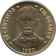 25 Centavos -  obverse
