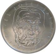200 Korun (Pavel Josef Šafařík) – reverse