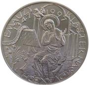 200 Korun (Monastery Na Slovanech - Emauzy) – reverse