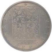 200 Korun (King Přemysl I Otakar) – obverse