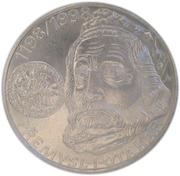200 Korun (King Přemysl I Otakar) – reverse