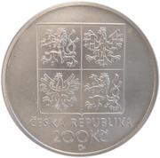 200 Korun (František Kmoch) – obverse