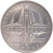 200 Korun (NATO) – reverse