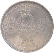 200 Korun (Currency Reform of Wenceslaus II) – reverse