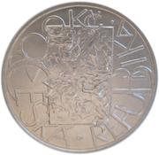 200 Korun (Euro Currency System) – obverse