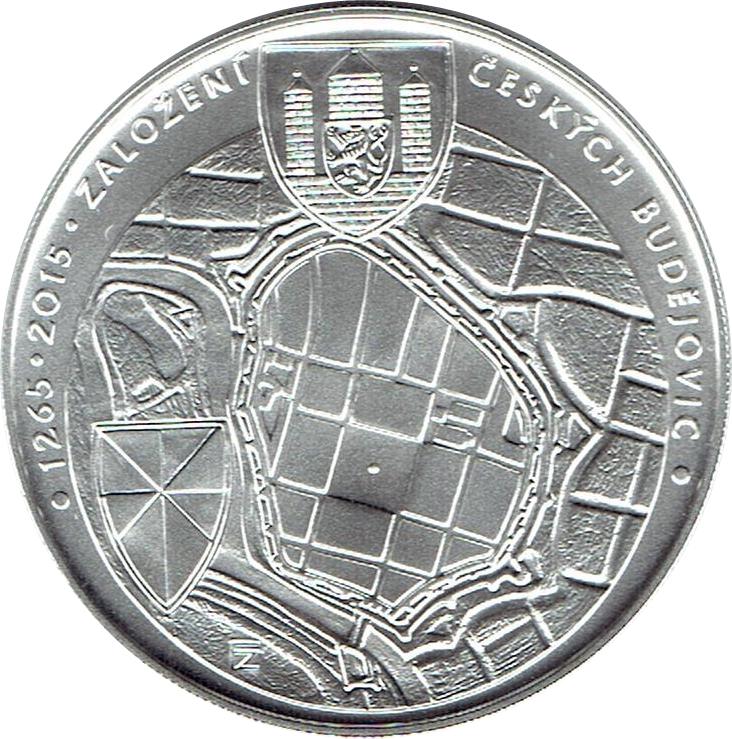 200 CZK Korun BEDRICH HROZNY Hittite Script 2015 Czech PROOF Silver Coin