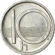 10 Haléřů -  reverse