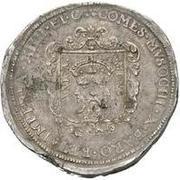 4 Filippi - Antonio Teodoro Trivulzio – reverse