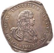 2 Filippi - Antonio Teodoro Trivulzio – obverse