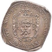 2 Filippi - Antonio Teodoro Trivulzio – reverse