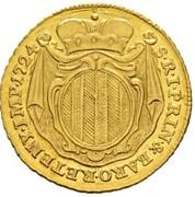 1 Ducat -Antonio Tolomeo Trivulzio Gallio – reverse