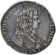 1 Filippo - Antonio Teodoro Trivulzio (Stretto) – obverse