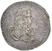 3 Filippi - Antonio Teodoro Trivulzio – obverse