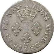 3 Sols - Louis XVI – obverse