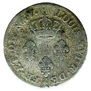 3 Sous - Louis XVI – obverse