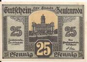 25 Pfennig (Zeulenroda) – obverse