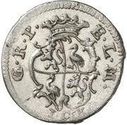3 Pfennig - Heinrich XXIV. – obverse