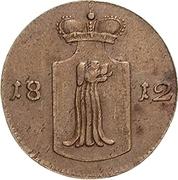 1 Pfennig - Heinrich LI. – obverse