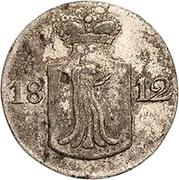 6 Pfennig - Heinrich LI. – obverse