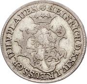 ⅙ Thaler - Heinrich XXIV. – obverse