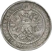 1 Thaler - Heinrich IV. and Heinrich V. – reverse