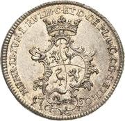 1 Doppelgroschen - Heinrich II (Marriage) -  obverse