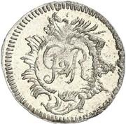 6 Pfennig - Heinrich II. – obverse