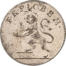 3 Pfennig - Heinrich XXXV – obverse