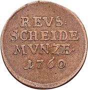 2 Pfennig - Heinrich II – obverse