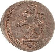 1 Heller - Heinrich XI. – obverse