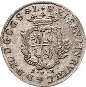 1/12 Thaler - Heinrich XI. – obverse