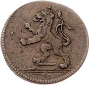 ½ Pfennig - Heinrich XI. – obverse