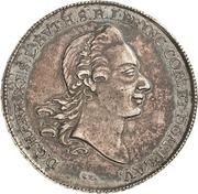 1 Thaler - Heinrich XI – obverse