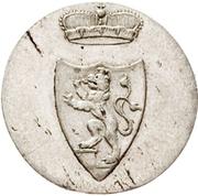 1 Groschen - Heinrich XIII – obverse